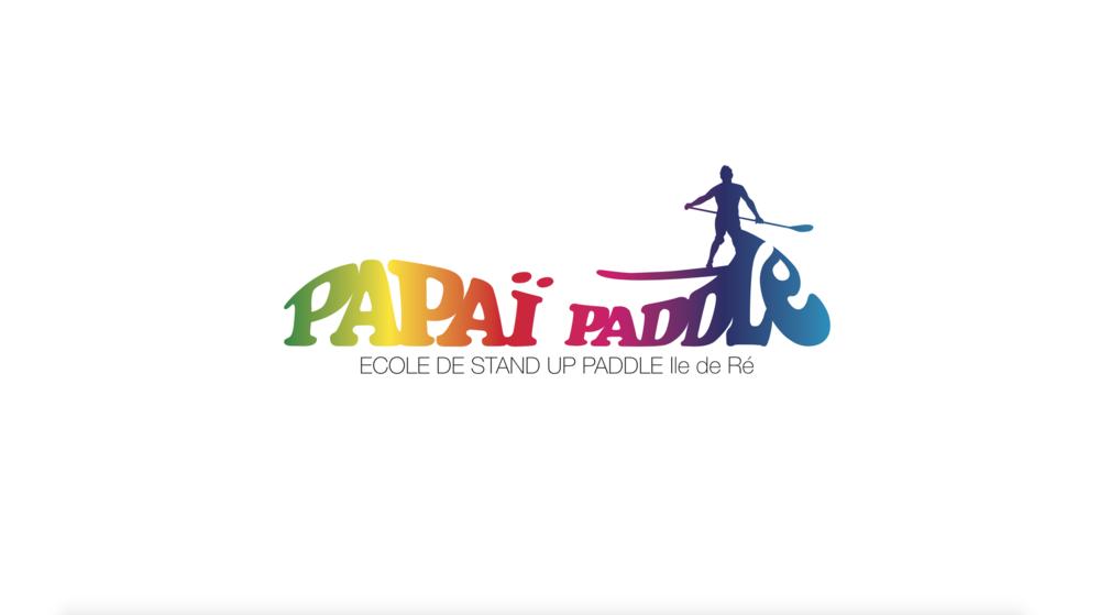 Stand Up Paddle Ile de Ré - école de SUP - Le bois plage - Charente maritime
