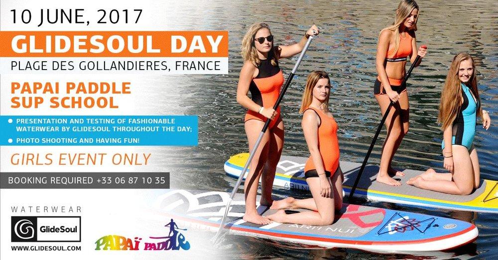 Glidesoul Day at Papaï Paddle, Ile de Ré, France