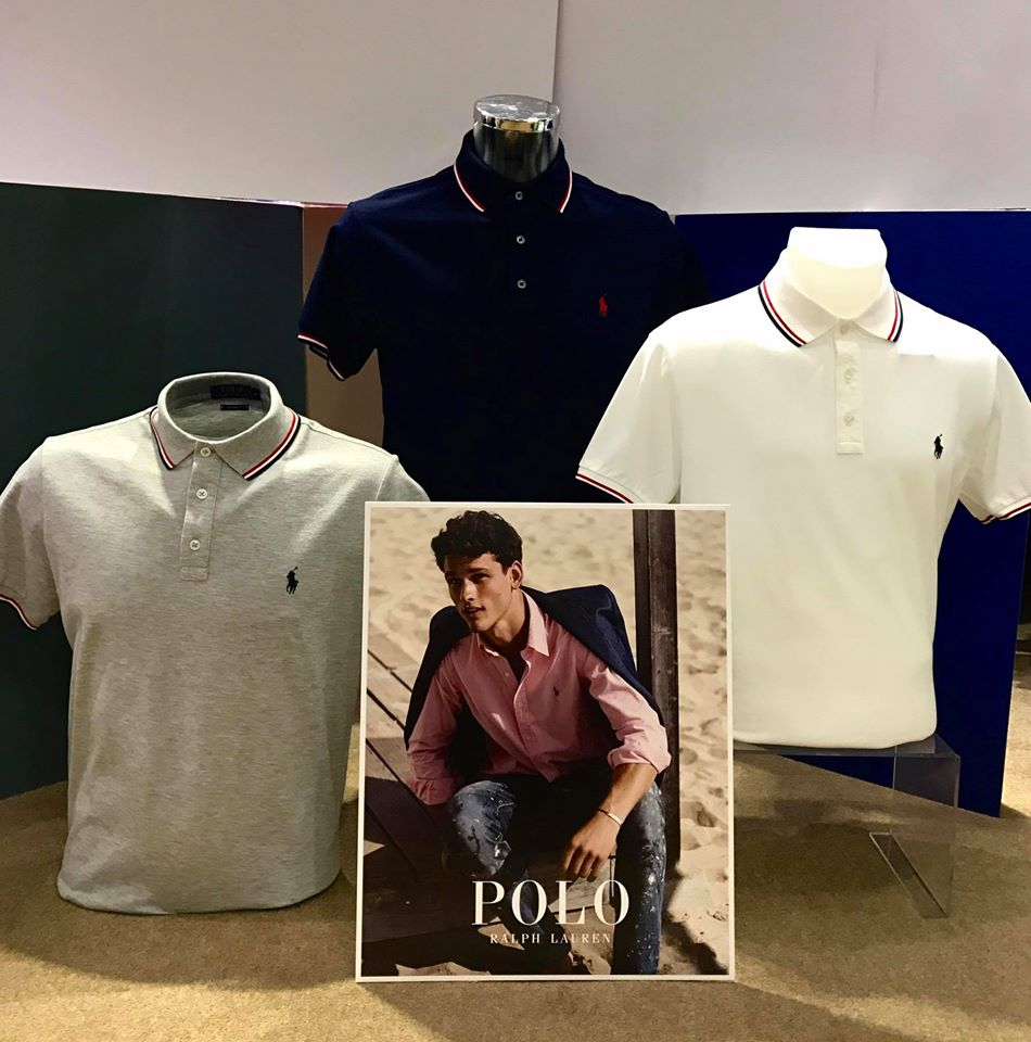 5c9627febb Visit Robinsons today to shop new season styles from POLO Ralph Lauren,  including the iconic Ralph Lauren Polo Shirt in brand new all-American  colourways.