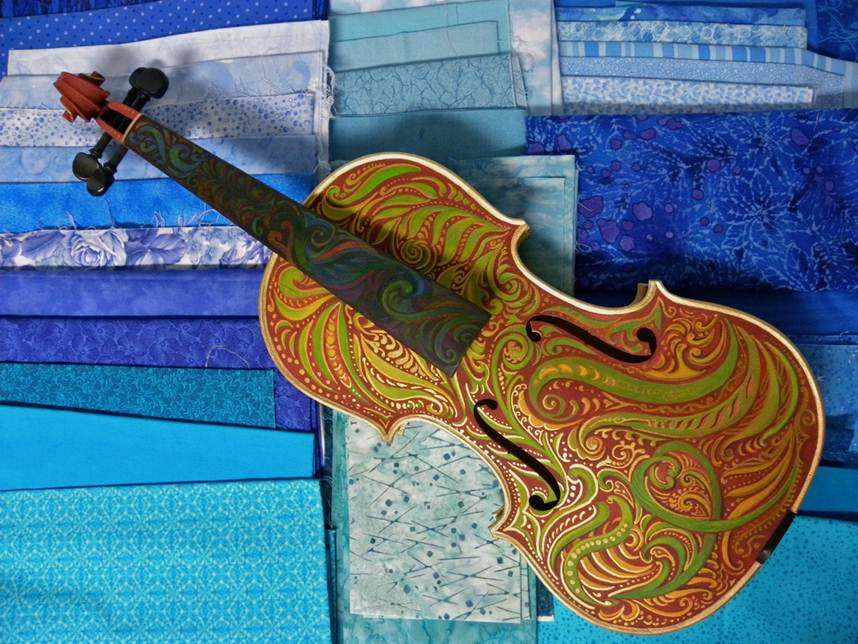 YolandaFundora#4,The Trachtenberg Violin,Commissioned Painted Violin.jpg