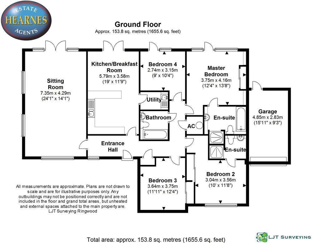 Unit 3  62 Oaks Drive BH24 - All Floors.JPG