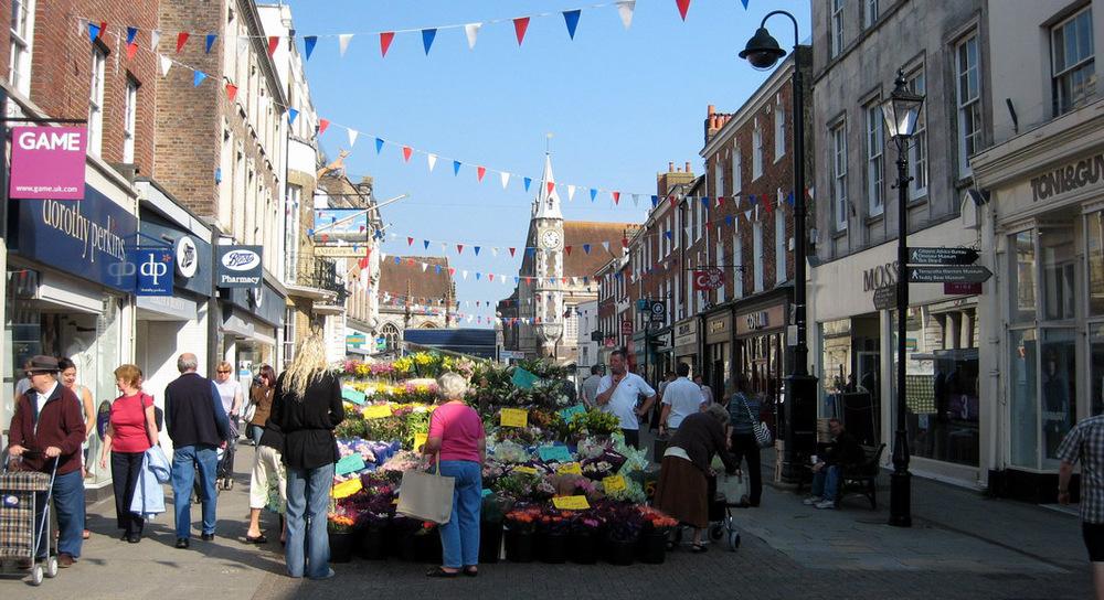 Dorchester Market Place