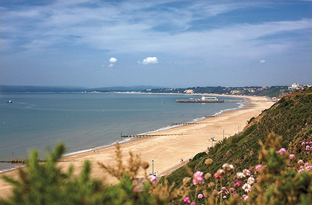 Bournemouth Coastline