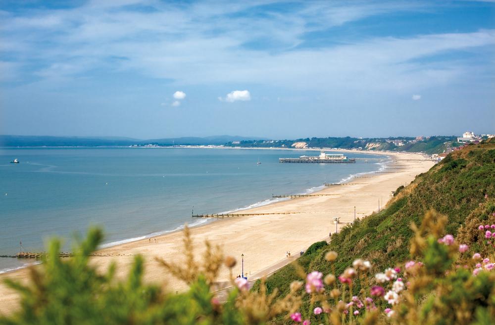 Bournemouth Coastline