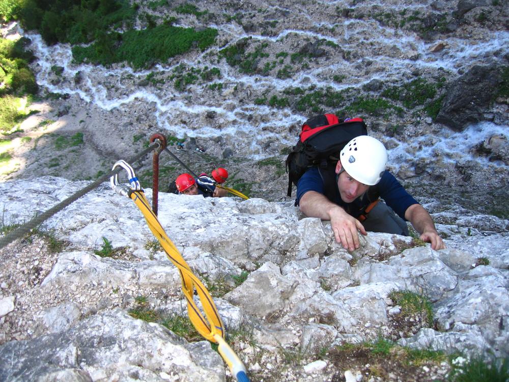Klettersteig Austria : Austria klettersteig scrambles in the austrian alps u imp adventures