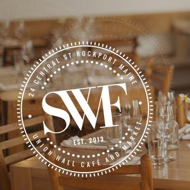 Salt Water Farm - Web Design