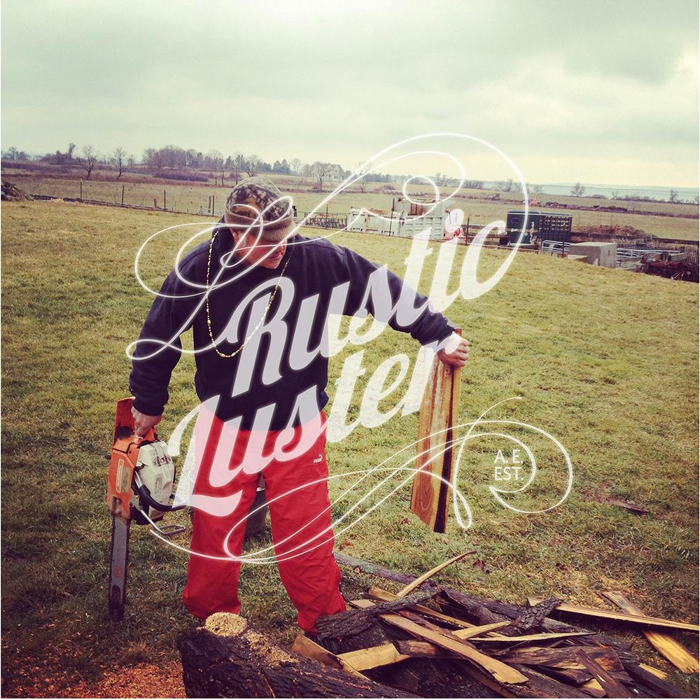Rustic Luster - Logo Design