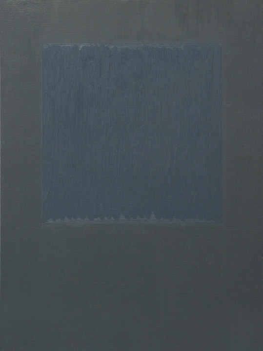 Cuadrado Imperfecto 1A, oleo sobre lienzo, 40x30cms