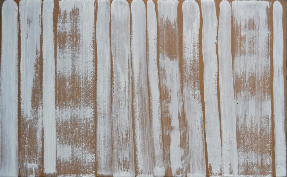 14 pinceladas, oleo sobre panel, 32x52cms