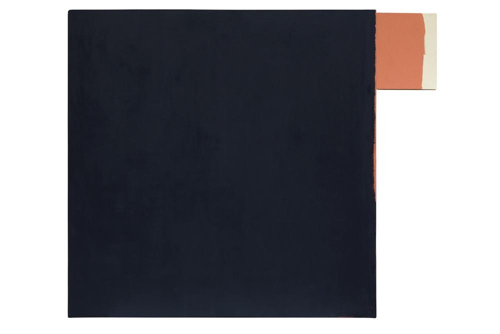 Dialogo 6, oleo sobre lienzo, 100 x 120 cms