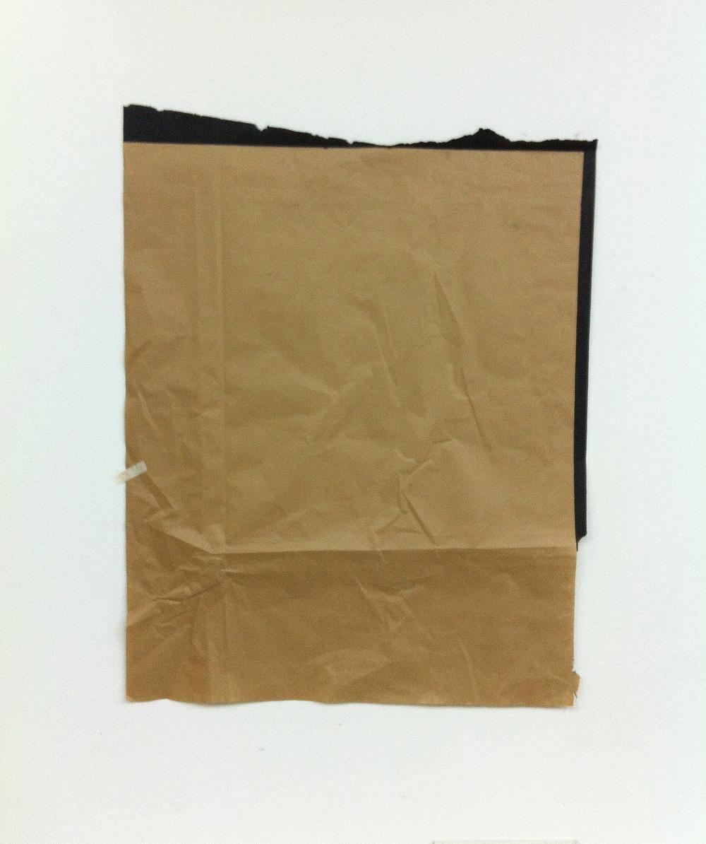 straight lines 1, 70 x 50 cms, óleo sobre papel