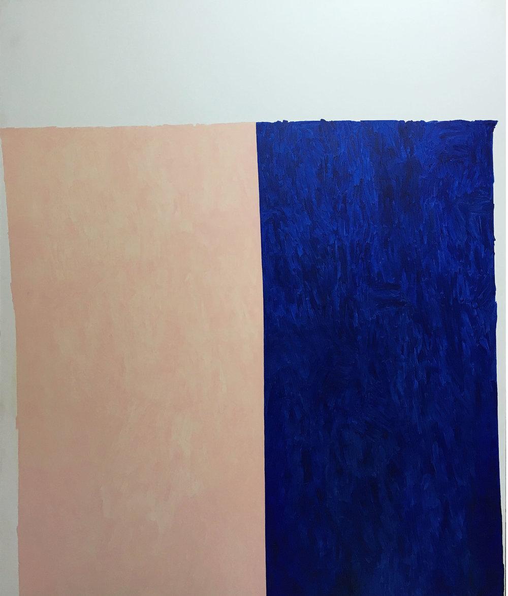 Gesture 4, 200 x 168 cms