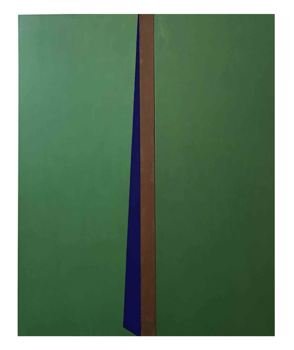 Resistencia #6, 150 x 130 cms