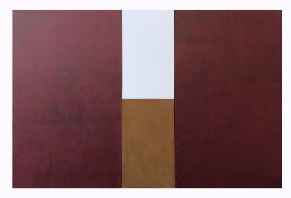 Resistencia #10, 120 x 182 cms
