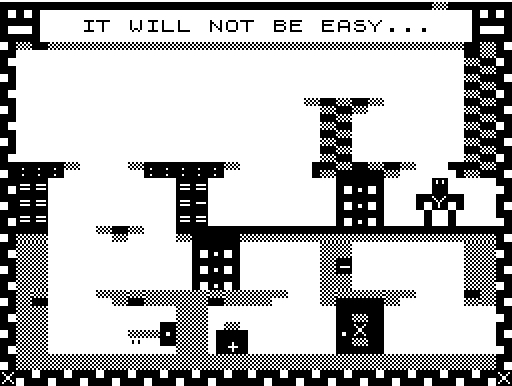 Sinclair ZX81 game circa 1981