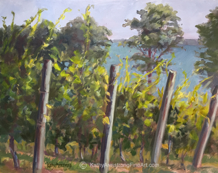 """Cayuga Vineyard"""