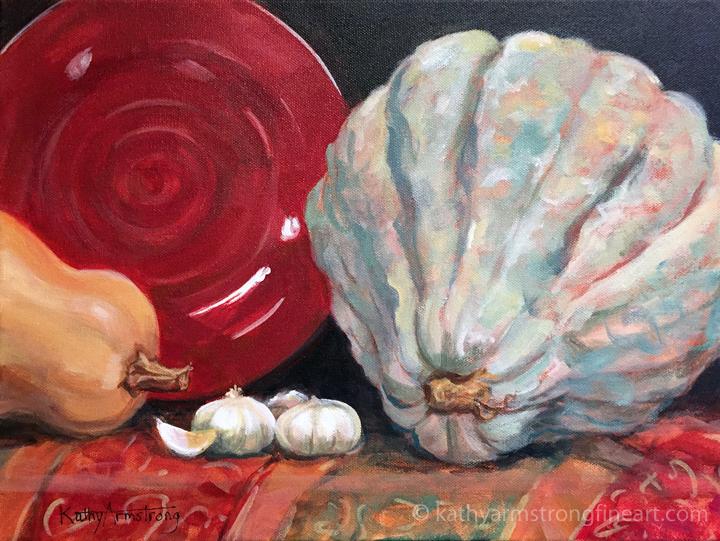 """""""Squash & Garlic"""""""