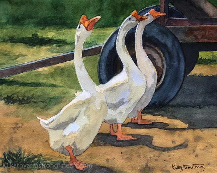 """""""Goose Parade"""""""