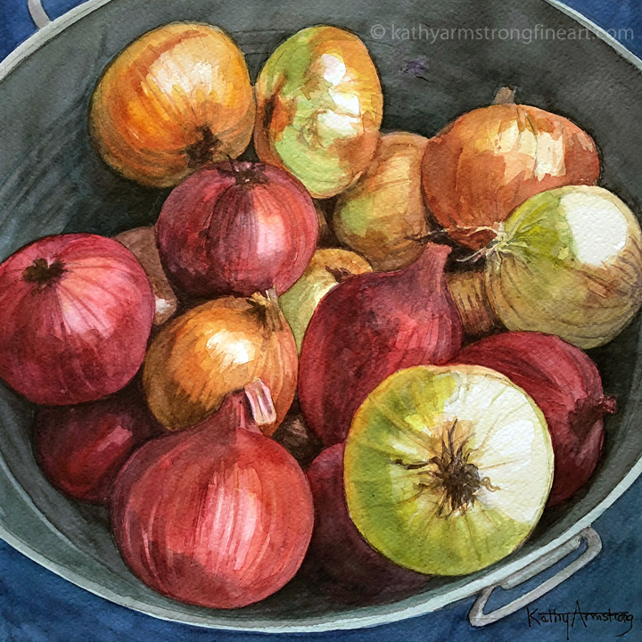 """Bucket of Onions"""