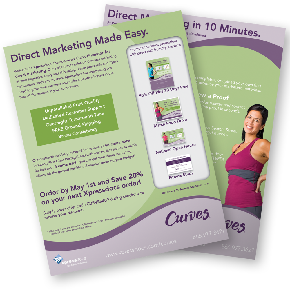 Curves Fitness Centers Communications