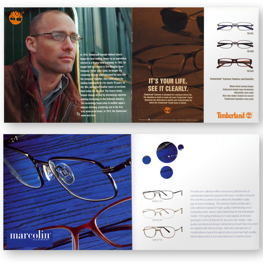Brand Portfolio Booklet