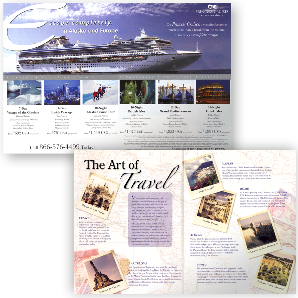 Consumer Travel Industry Publication