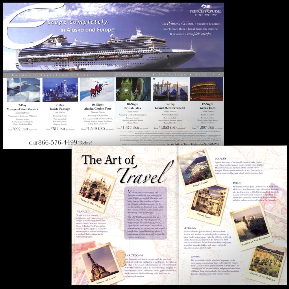 Consumer Travel Industry Publication