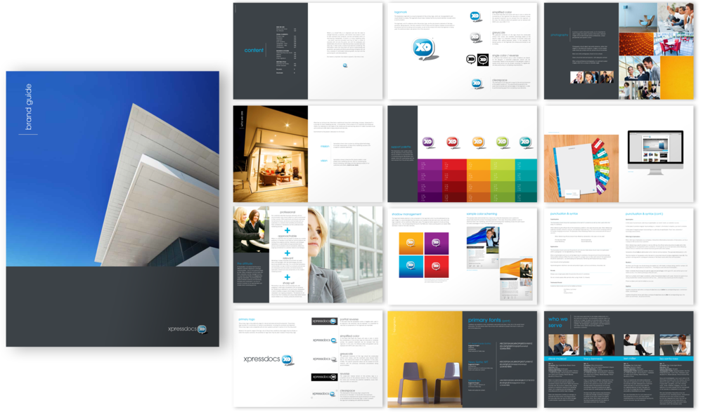 Brand Identity Guide (excerpts)
