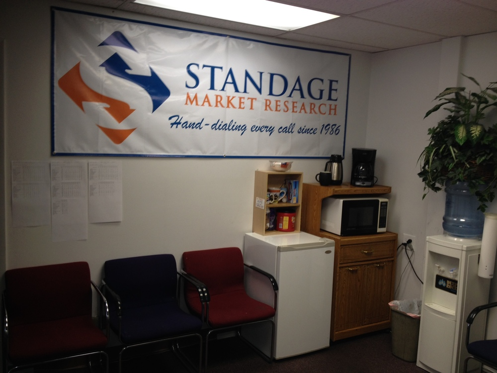 Our new Standage banner!