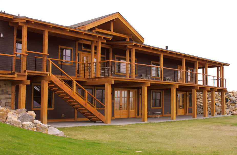 Bear Creek Residence - Exterior
