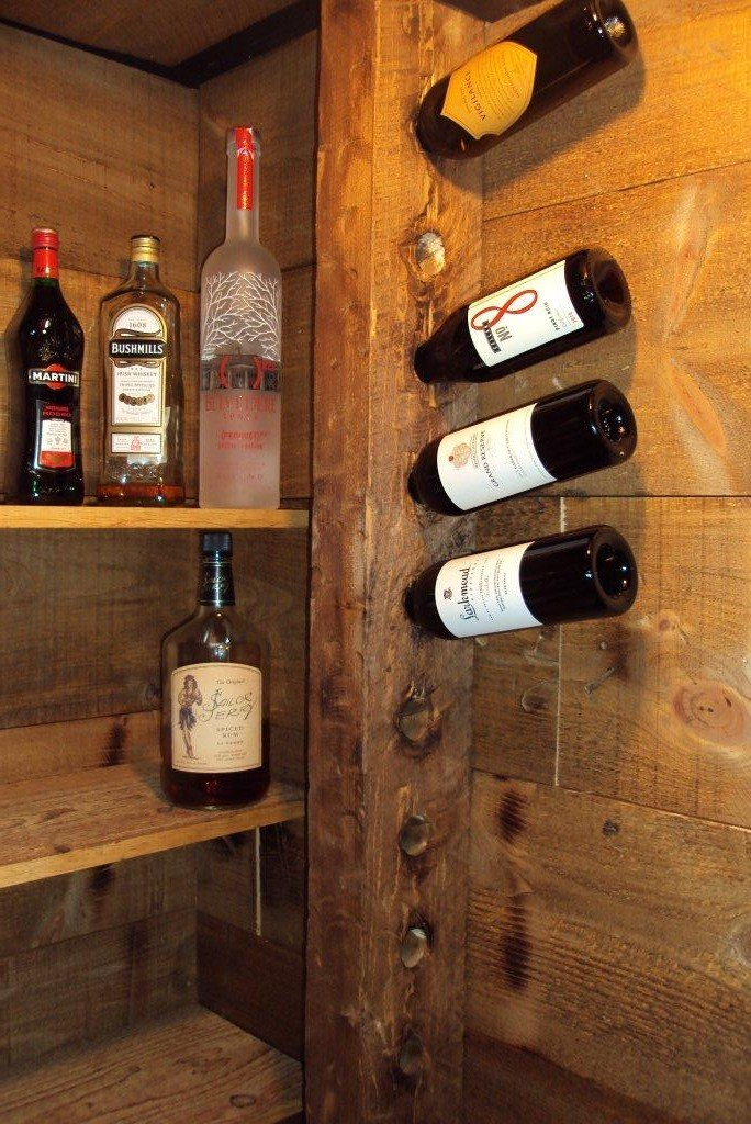 EdmundTerrence Barn Style Wine Beam Starting at $949.00 for the 8' Beam