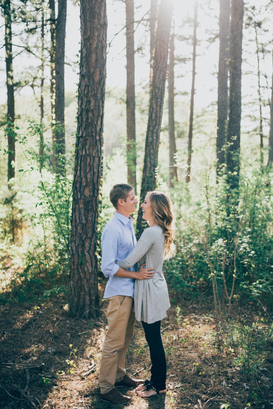Rockwoods Reservation | Engagement Photography