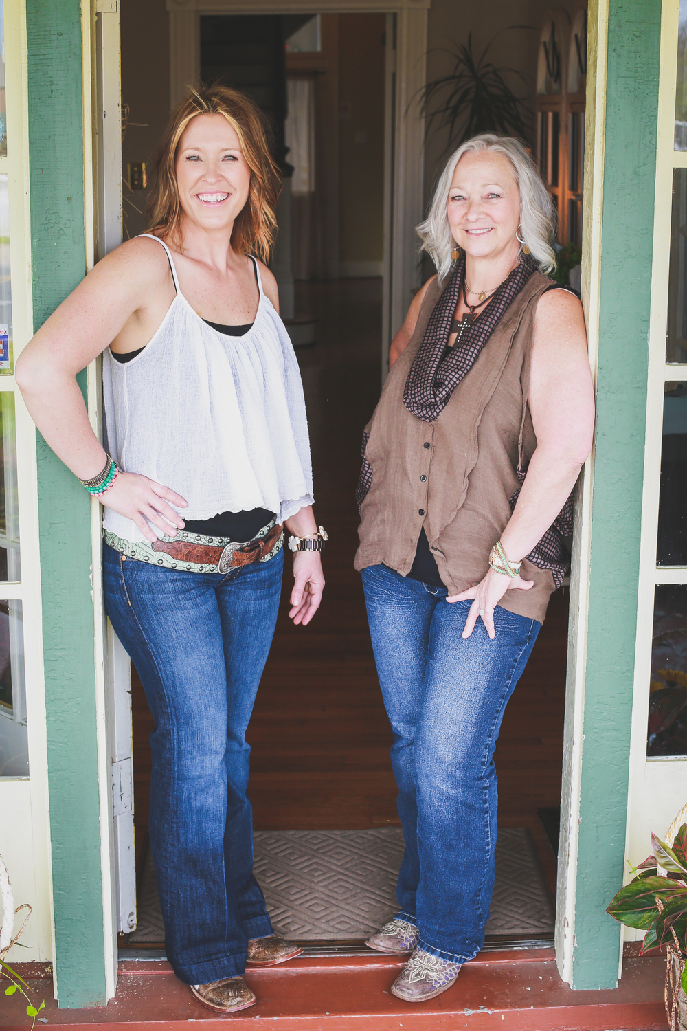 Owners Julie Wilson-MIller and Heather Hull