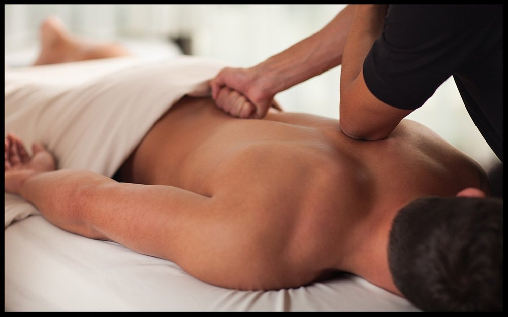 Treatment Massage - DEEP TISSUE - SPORTS - PRE/POST EVENTThis powerful full body massage is designed to work on tight, sore and fatigued muscles and joints... a blend of modalities, this massage may include stretching, firm strokes and deep pressure.  Deep Tissue Massage is a highly effective method for releasing chronic stress areas due to misalignment, repetitive motions, and past lingering injuries. Due to the nature of the deep tissue work, open communication during the session is crucial to make sure you don't get too uncomfortable. Keep in mind that soreness is pretty common after the treatment, and that plenty of water should be ingested to aid with re-hydrating your body and muscle tissue.30 Min $55  ::  60 Min $80  ::  90 Min $120