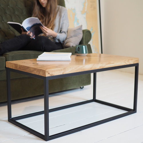 Grid Forge Creative Bespoke Furniture Hand Made Products - Custom size coffee table