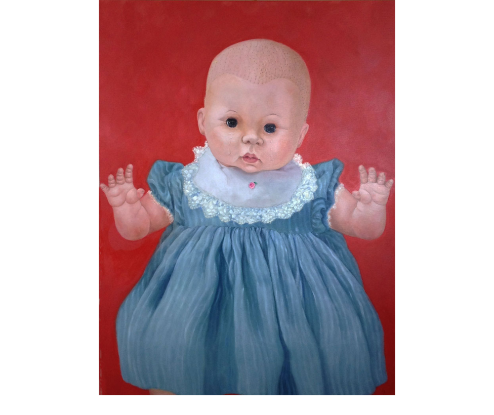 Doll-#1-30x40-Oil-on-Canvas.png