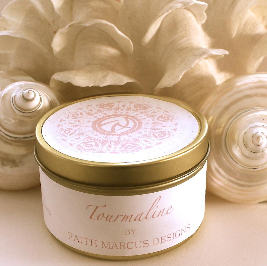 Our romantic blend Tourmaline