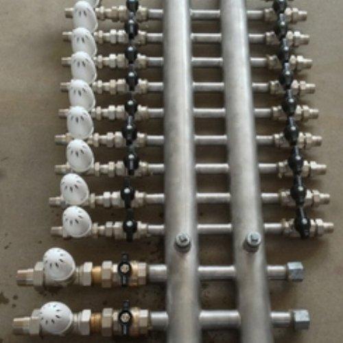 Collettore per impianti di climatizzazione a Ventil