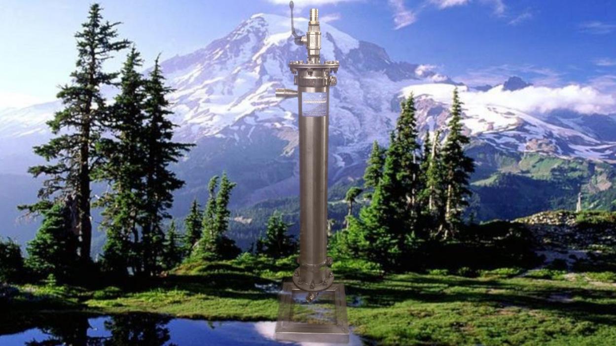 Filtro idrociclone pulire l 39 acqua di pozzo for Idrociclone per sabbia usato