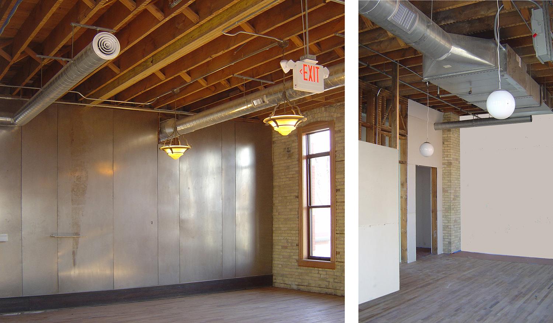 Day Block Building Renovation — CITYDESKSTUDIO