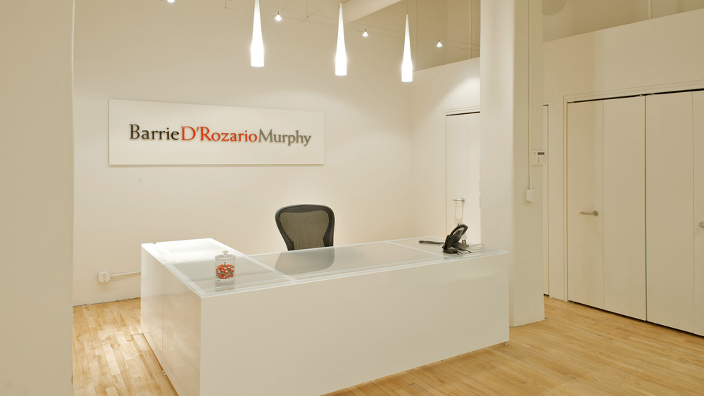 BARRIE D'ROZARIO MURPHY ADVERTISING OFFICE