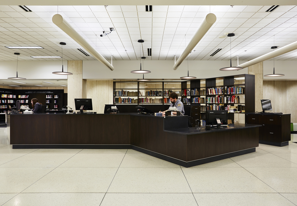 UNIVERSITY OF MINNESOTA     WILSON LIBRARY LOBBY REMODEL