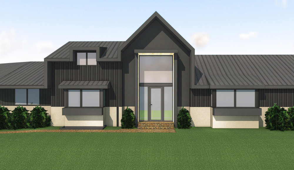 BLACK BELT HOUSE