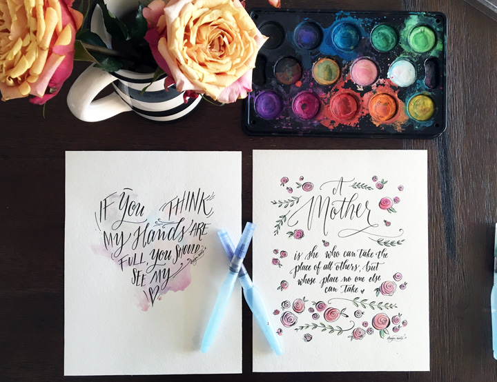 mother's day printable designroots