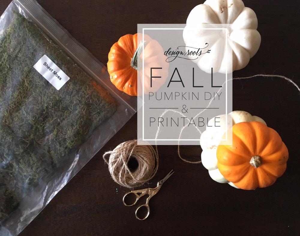 fall DIY gift