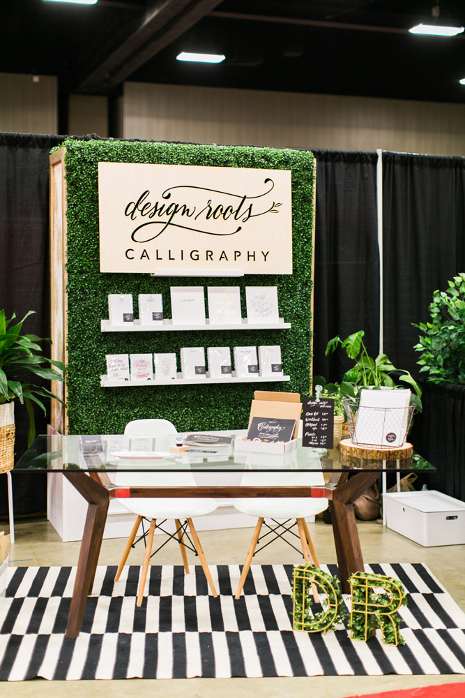 design roots booth space