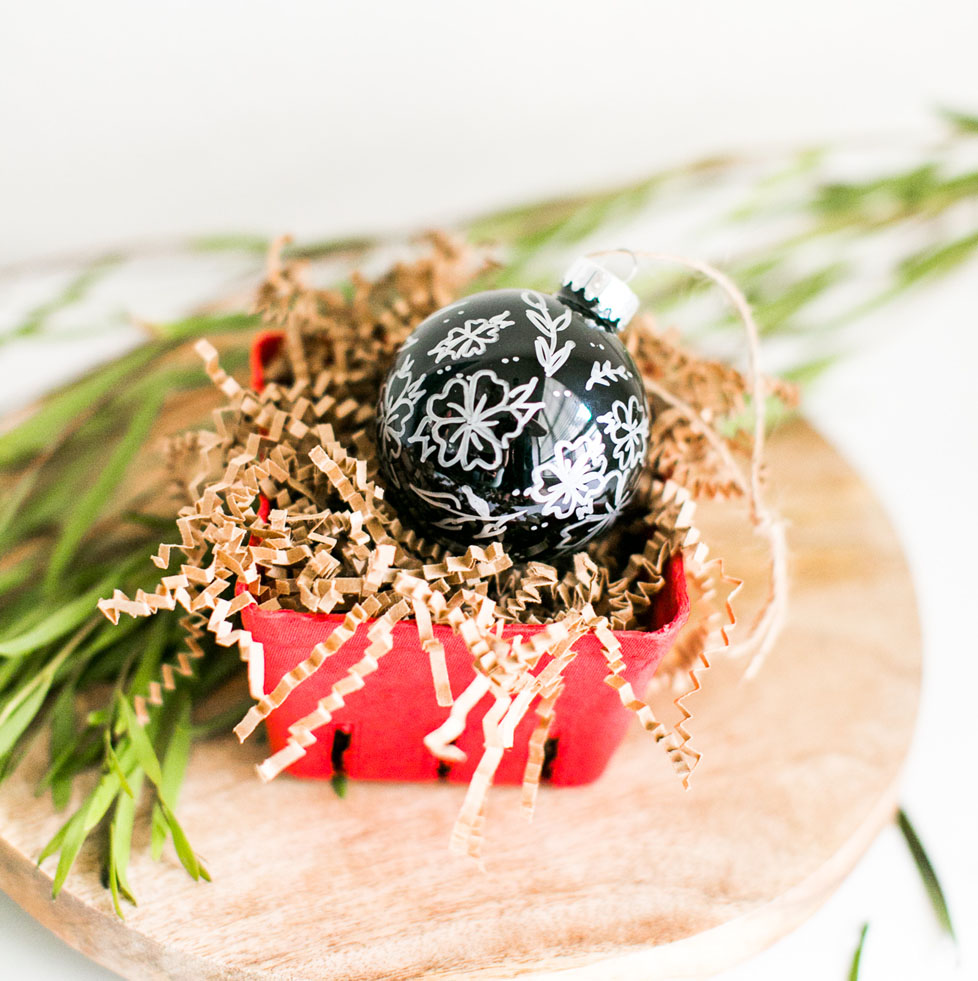 holiday ornament black floral 2.jpg