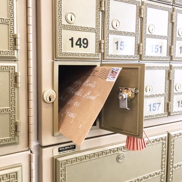 designroots envelope contest