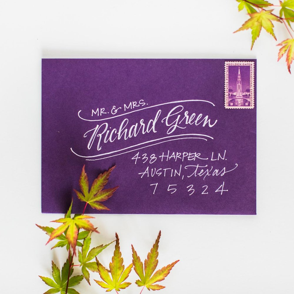 designroots calligraphy - mixed styles