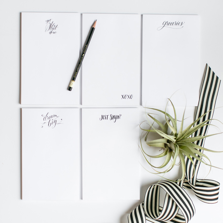 design roots notepads